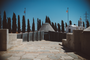 Μνημείο Ηρώων Ε.Ο.Κ.Α. 1955-59